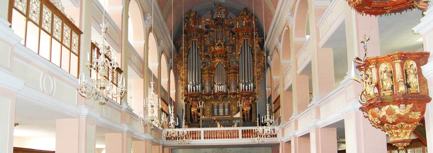 <strong>Orgel St. Kilian</strong>Bad Windsheim