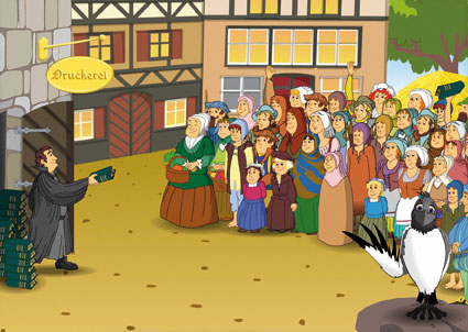 luther das - Martin Luther Lebenslauf